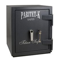 SAFES CERTIFIED FOR CLASSES II OF BURGLARY-RESISTANCE